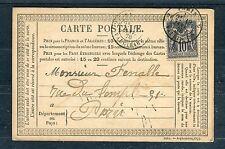 Carte postale Francia 10 Centesimi EF-b1999