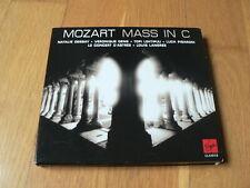 Mozart : Mass in C - Dessay, Gens, Le Concert d'Astrée, Langrée -CD + DVD Virgin
