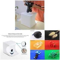 Portable Camera Photo Studio Box Photography Lighting Backdrop Light Tent Cube