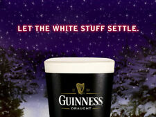 GUINNESS BEER STOUT CD ROM SCREENSAVER WALLPAPER ESPN SPORTS Willie Mays CATCH
