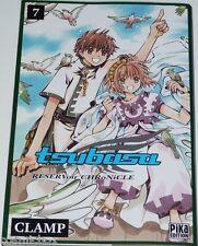 Manga TSUBASA RESERVOIR CHRONICLE tome 7 CLAMP Pika éditions très bon état