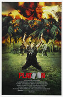 Platoon Oliver Stone war movie poster print #4
