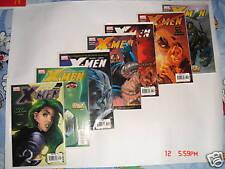 X-Men Marvel Legends Comics Set of 2 (Issues 180 - 181)