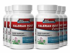 Valerian Tea - Valerian Root Extract 4:1 125mg - Help Against Muscle Spasms 6B