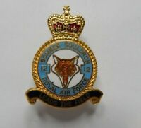 No 12 Bomber Squadron RAF Royal Air Force Enamel Badge