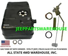 JEEP 1962-1977 Jeep J-truck 18 gallon tank kit J10 & J20 with sending unit