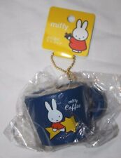 Miffy Rare Blue Coffee Cup Squishy Brand New with Tags