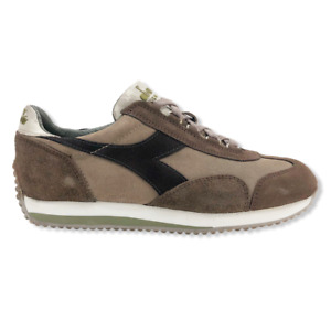DIADORA HERITAGE Equipe Evo Camo Scarpe Sneakers Uomo Camoscio