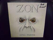 ZON Astral Projector VG+ LP Gatefold Canadian Prog Rock 1978