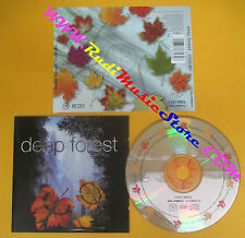 CD DEEP FOREST Boheme 1995 France COLUMBIA COL 478623-2 no lp mc dvd (CS9*)