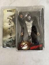 """NEW THE MOVIE 300 """"IMMORTAL"""" SERIES 1 ACTION FIGURE NECA 2007! r66"""