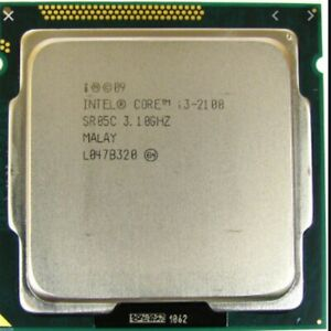 Lot (40 units) of Intel CPU Core i3-2100 3.1GHz LGA1155