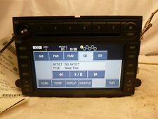2007 07 Ford Five Hundred 500 Radio GPS Navigation 6 Cd 7G1T-18K931-BD AZB50