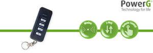 DSC PG8929 4-key wireless key with PowerG technology 868-3:30 MHz