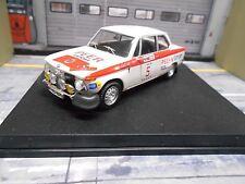 BMW 2002 TI RALLY ELBA 1072 #5 Warmbold PEER EXPORT 1730 NUOVO NEW Trofeu 1:43