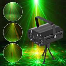 LED RGB Stage Laser Projector Light Strobe Beam Lighting Disco Lamp Party Club