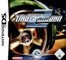 Nintendo DS 3ds Need for Speed Underground 2 usado impecable