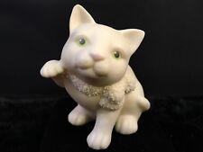 Department 56 Snowbunnies Easter 1999 Kitty Cat Figurine