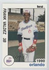 1990 Best Orlando Sun Rays Frank Valdez #14
