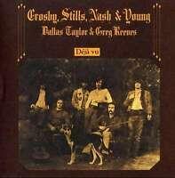 Deja Vu (remastered) - Crosby Stills e Nash CD ATLANTIC