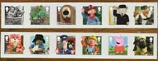 Great Britain Sc 3248-59 Children's TV Characters stamps mint NH Free Shipping