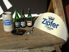 Konvolut ZIPFER BIER 2 Liter Bierkrug Maßkrug Brauerei Zipf beerstein stein Krug