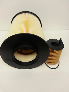 Ford C-MAX 1.6 TDCi 1560cc Oil Air  Filter Service Kit 2007-2014
