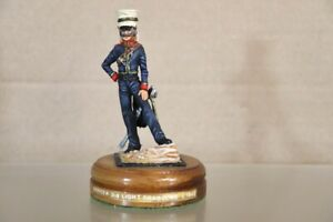SERIES 77 MINIATURES 77mm AFGHAN WAR BRITISH 3rd LIGHT DRAGOONS SOLDIER 1842 nw