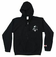 Machine Gun Kelly EST Black Zip Up Sweatshirt Hoodie New Official