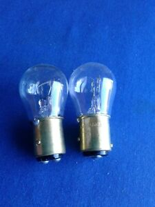 Wagner Turn Signal Light Bulb # 198, Set of 2