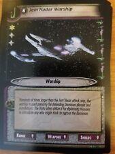 Star Trek CCG Call to Arms 3C203 Jem'Hadar Warship NrMint-Mint TCG
