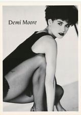 POSTER :  ACTRESS : DEMI MOORE   - POSED    FREE SHIPPING !  RC25 U