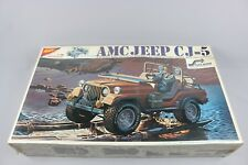 ZF1346 Nichimo 1/16 maquette voiture MC-1604 AMC Jeep CJ-5 Motorized Motor