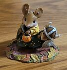 WEE FOREST FOLK M-443 Eric the Reticent Ltd Ed Retired, Sept '11 , MIB