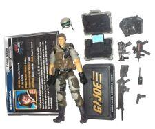 "3.75"" GI Joe HAWK v6 50th 30th 25th Anniversary figure Cobra Movie Classic"