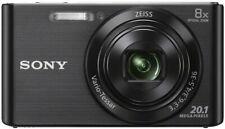 Sony DSCW830/B 20.1 MP Digital Camera with 2.7-Inch LCD (Black) - NEW