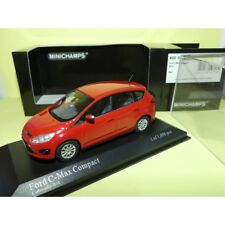 FORD C MAX COMPACT 2010 Rouge MINICHAMPS 1:43