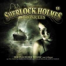 Hörbücher und Hörspiele auf Englisch Sherlock Holmes