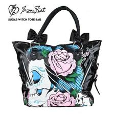 IRON FIST SUGAR WITCH TOTE BAG