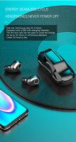 TWS Wireless Bluetooth Mini 5.0 Earphones Headphones  Earbuds Headset