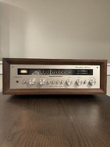 VINTAGE Marantz Model 28 Stereophonic Receiver Tested