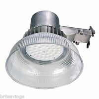 New Honeywell Outdoor LED Security Light 4000 Lumen Dusk to Dawn Wall Lamp