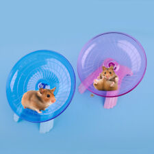 18cm Running Disc Flying Saucer Exercise Wheels Fit For Mice & Dwarf Hamsters ge