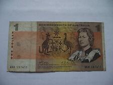 AUSTRALIEN (COMMONWEALTH of AUSTRALIA). 1 DOLLAR ND (1969) P-37c