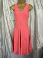 Gap ribbed softspun sleeveless fit and flare dress size M new in packet