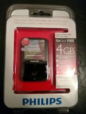 Phillips GoGear Vibe 4gb MP3 Video Player New