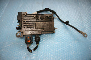 Citroen C4 II NC Spannungshaltevorrichtung Steuergerät 9810915280