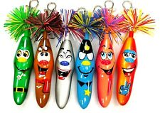 KOOKY KLICKERS KOLLECTIBLE BALL POINT PEN KREW 34 ALL 6 DILLON SELENA KEY CHAIN