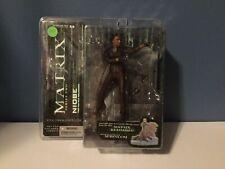 The Matrix Reloaded NIOBE Figure McFarlane Toys MIP