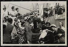wohnschiff monte sarmiento-Deutsche Flüchtlinge-Rede Barcelona-Guerra civil-20